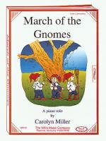 March Of The Gnomes Later Elementary Level Sheet Music Sheet Music