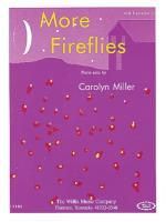More Fireflies Mid-Elementary Level Sheet Music Sheet Music