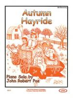 Autumn Hayride Mid-Elementary Level Sheet Music Sheet Music