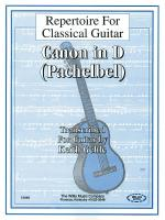 Canon In D (Pachelbel) Sheet Music Sheet Music