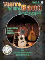 You're In The Band Unplugged Book 2 For Acoustic Guitar Sheet Music