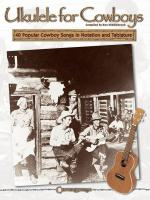 Ukulele For Cowboys Sheet Music