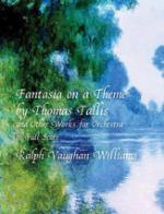 Fantasia on a Theme by Thomas Tallis and Other Works - Full Score Sheet Music