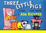 Three Little Pigs - A Story With Music STUDENT BOOK Sheet Music