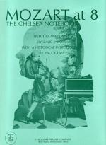 Mozart At 8 - The Chelsea Notebook Sheet Music