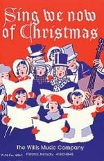 Sing We Now Of Christmas Sheet Music Sheet Music