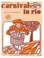 Carnival In Rio Early Intermediate Level Sheet Music Sheet Music