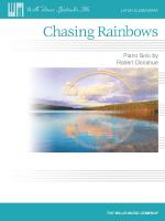 Chasing Rainbows Later Elementary Level Sheet Music Sheet Music