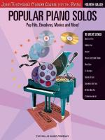 Popular Piano Solos - Grade 4 Pop Hits, Broadway, Movies And More! John Thompson's Modern Course For Sheet Music