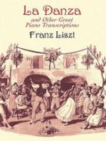 La Danza and Other Great Piano Transcriptions - Book Sheet Music