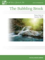 The Bubbling Brook Early Intermediate Level Sheet Music Sheet Music