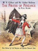 The Pirates of Penzance - Full Score Sheet Music