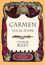 Carmen - Vocal Score Sheet Music