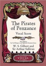 The Pirates of Penzance - Vocal Score Sheet Music