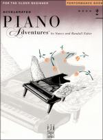 Accelerated Piano Adventures For The Older Beginner Performance Book 2 Sheet Music