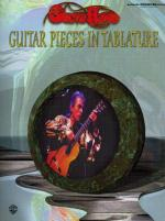 Steve Howe: Guitar Pieces in Tablature - Book Sheet Music