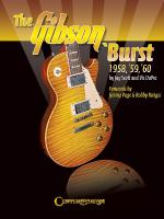 The Gibson 'burst 1958-1960 Sheet Music