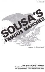 Sousa's Famous Marches - Adapted For School Bands PART(S) Sheet Music