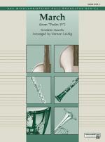 March from Psalm 19 - Conductor Score & Parts Sheet Music