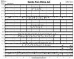 Samba Para Minha Avo Sheet Music Sheet Music