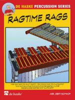 Ragtime Rags - 3 Easy Rags For Mallet Quartet Sheet Music