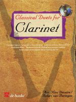 Classical Duets For Clarinet A Journey Through The History Of Classical Music Sheet Music