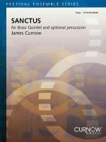 Sanctus For Brass Quintet Sheet Music