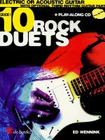 10 Rock Duets Sheet Music