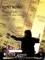 Gypsy Rondo Grade 1 - Score Only Sheet Music
