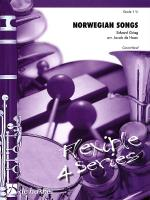 Norwegian Songs (Score) Sheet Music