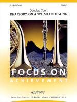 Rhapsody On A Welsh Folk Song Sheet Music