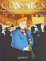 Classics For The Young Player Clarinet - Grade 1.5 Sheet Music