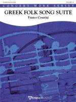 Greek Folk Song Suite Score And Parts Sheet Music