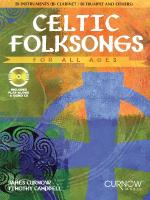Celtic Folksongs For All Ages Bb Instruments Sheet Music