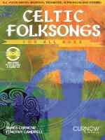 Celtic Folksongs For All Ages Basso Continuo Instruments Sheet Music