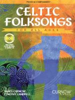 Celtic Folksongs For All Ages Piano Accompaniment (No CD) Sheet Music