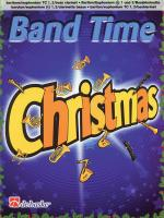 Band Time Christmas Baritone/Euphonium Treble Cleff 1, 2/Bass Clarinet Sheet Music