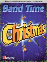 Band Time Christmas Bb Bass Treble Cleff/Basso Continuo Sheet Music