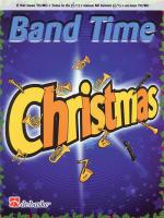Band Time Christmas Eb Bass Treble Cleff/Basso Continuo Sheet Music