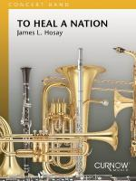 To Heal A Nation Grade 4 - Score Only Sheet Music