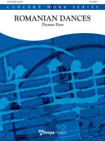 Suite From Romanian Dances (Romanian Dances: Movements 2 - 5) Sheet Music