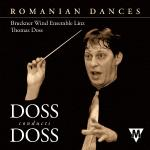 Romanian Dances 2 CD Doss Conducts Doss Sheet Music