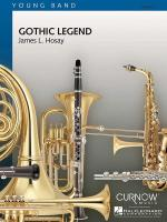 Gothic Legend Grade 2 - Score And Parts Sheet Music