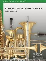 Concerto For Crash Cymbals Grade 0.5 - Score And Parts Sheet Music