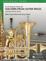 Teachers From Outer Space! Sheet Music