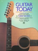 Guitar Today, Book 2 (A Beginning Acoustic & Electric Guitar Method) Sheet Music