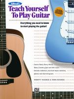 Alfred's Teach Yourself to Play Guitar (Everything You Need to Know to Start Playing the Guitar!) -  Sheet Music
