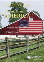 Variations On America - For Orchestra (Study Score) FULL SCORE - STUDY Sheet Music