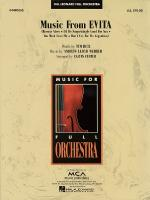 Music From Evita Sheet Music