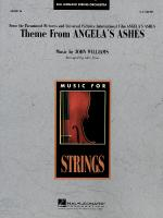 Theme From Angela's Ashes Sheet Music